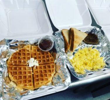 Soul Breakfast Platter